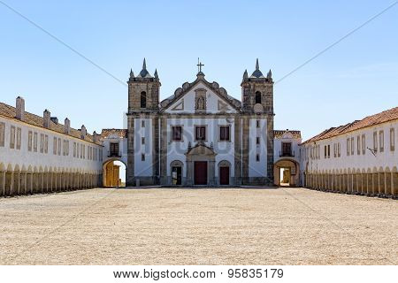 Sanctuary Complex Santuario De Nossa Senhora Do Cabo Espichel