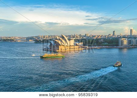 Sydney Opera House Lookout