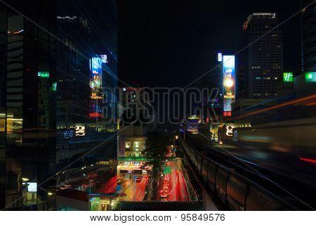 Bangkok, Thailand - October 25, 2014: