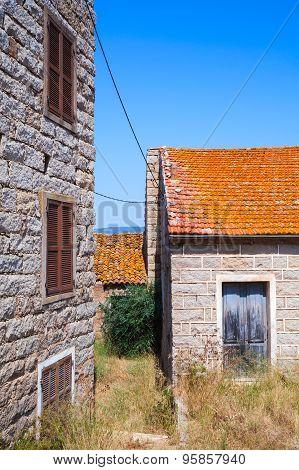 Figari, South Corsica. Rural Architecture