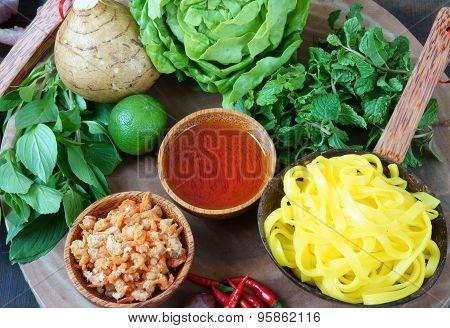 Mi Quang,  Quang Noodle, Vietnamese Food