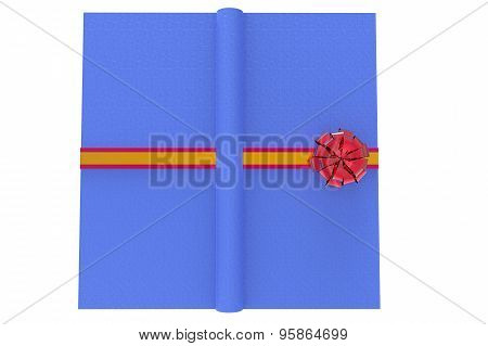 Back Face Of The Greeting Card