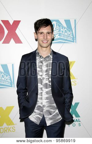 SAN DIEGO - JUL 10:  Cory Michael Smith at the 20th Century Fox Party Comic-Con Party at the Andaz Hotel on July 10, 2015 in San Diego, CA