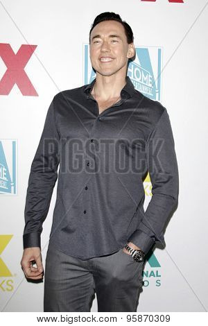 SAN DIEGO - JUL 10:  Kevin Durand at the 20th Century Fox Party Comic-Con Party at the Andaz Hotel on July 10, 2015 in San Diego, CA