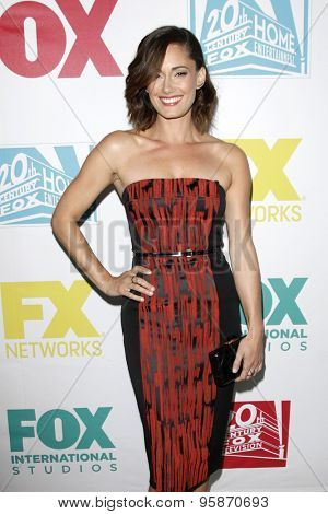SAN DIEGO - JUL 10:  Natalie Brown at the 20th Century Fox Party Comic-Con Party at the Andaz Hotel on July 10, 2015 in San Diego, CA