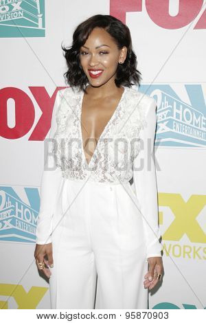 SAN DIEGO - JUL 10:  Meagan Good at the 20th Century Fox Party Comic-Con Party at the Andaz Hotel on July 10, 2015 in San Diego, CA