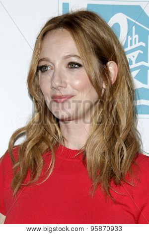 SAN DIEGO - JUL 10:  Judy Greer at the 20th Century Fox Party Comic-Con Party at the Andaz Hotel on July 10, 2015 in San Diego, CA