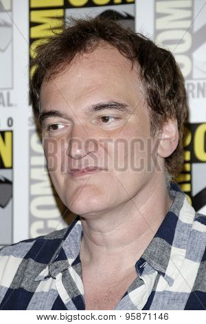 SAN DIEGO - JUL 11:  Quentin Tarantino at the