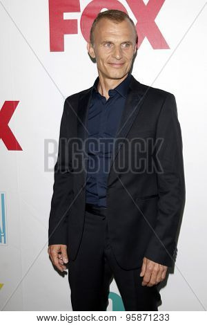 SAN DIEGO - JUL 10:  Richard Sammel at the 20th Century Fox Party Comic-Con Party at the Andaz Hotel on July 10, 2015 in San Diego, CA