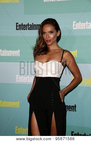 SAN DIEGO - JUL 11:  Lesley-Ann Brandt at the Entertainment Weekly's Annual Comic-Con Party at the Hard Rock Hotel on July 11, 2015 in San Diego, CA