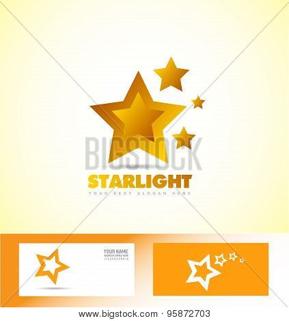 Star Logo Icon Set