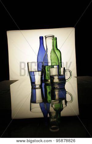Illusion bottles