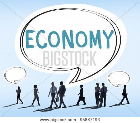 Economy Finance Investment Money Currency Concept