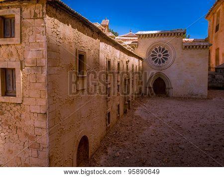 Cisterniense Monastery Of Santa Maria De Huertas