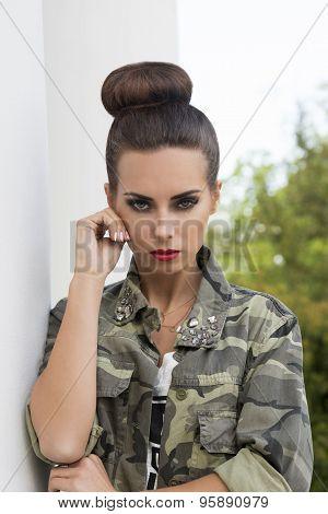Charming Urban Girl