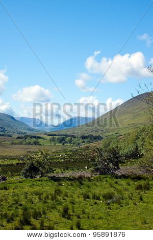 Valley in Connemara