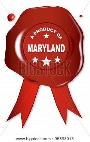 A Product Of Maryland