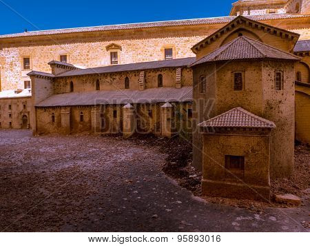 Cisterniense Monastery Of Santa Maria De Huertas II