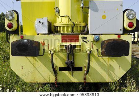 Locomotiv Fender