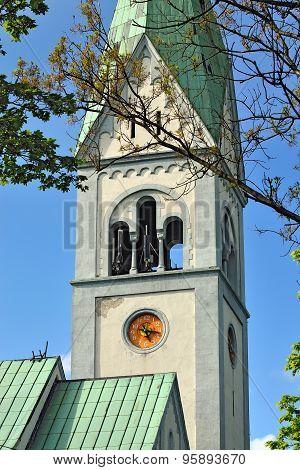 Church Of Queen Luisa (luisenkirche). Kaliningrad (formerly Koenigsberg), Russia