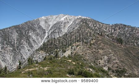 Mt. Baldy from Lookout Mountain
