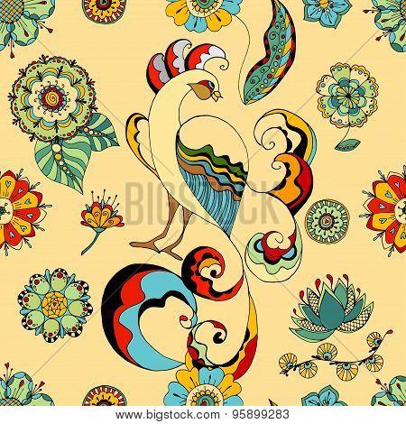 Pattern Peacocks