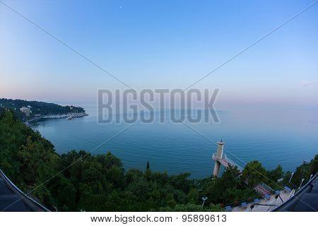 Trieste bay