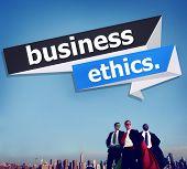pic of honesty  - Business Ethics Integrity Honesty Trust Concept - JPG