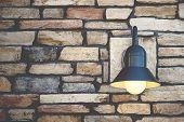 image of lamp post  - Close - JPG