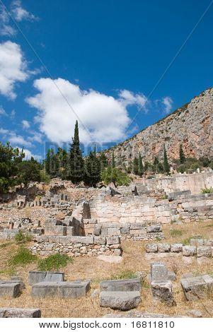Museo de Delfos. Grecia
