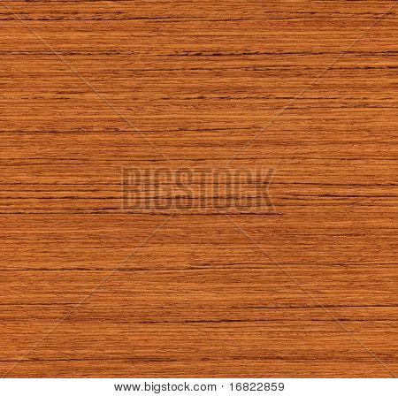 huge image of taek natural wood texture