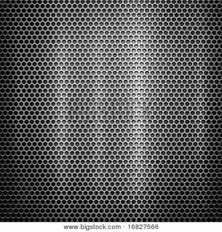 Metall Vorlage Hintergrund (silver Pack)