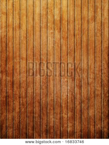 Old wooden planks background