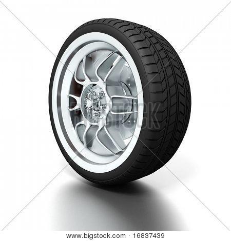 Sport wheel
