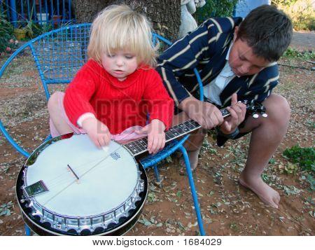 Tuning The Banjo