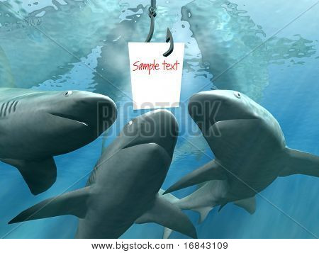 Business sharks