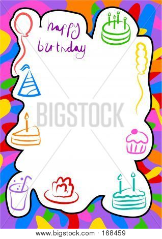 Birthday Border