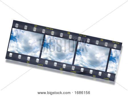 35 Mm Film Tape