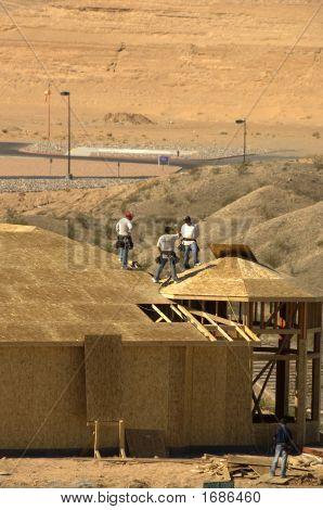 New Home In The Desert