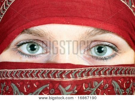 Arabian eye