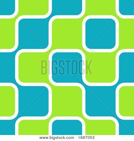 Quadrados de retro