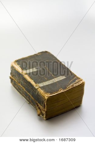 Old Tattered Book