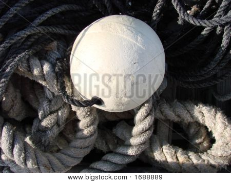Flotation Fishing Ball