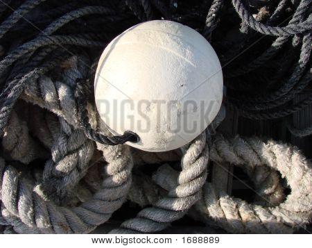 Flotation Fishing Ball