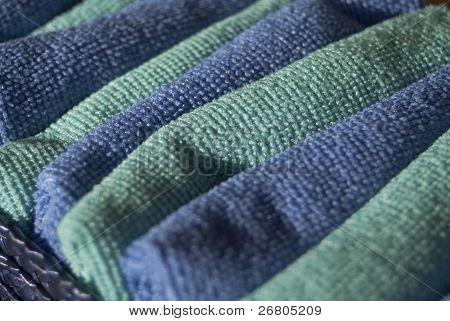 Inslag, patroon en textuur