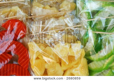 Fruit In Bags