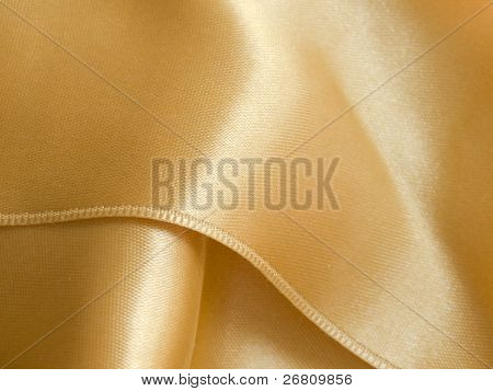 yellow sateen background