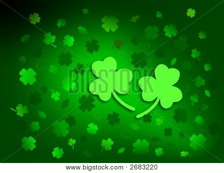 Scattered Shamrocks