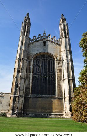 Kings College Chapel Front