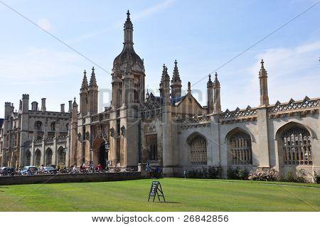 Kings College Buildings